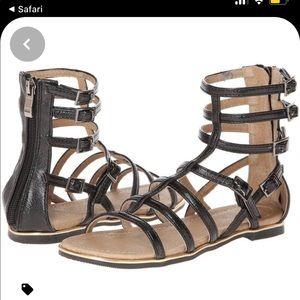 Amiana gladiator sandal girls size 3 (35)